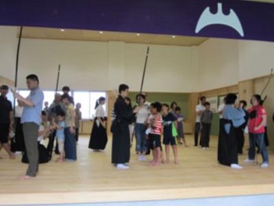 弓道体験会1