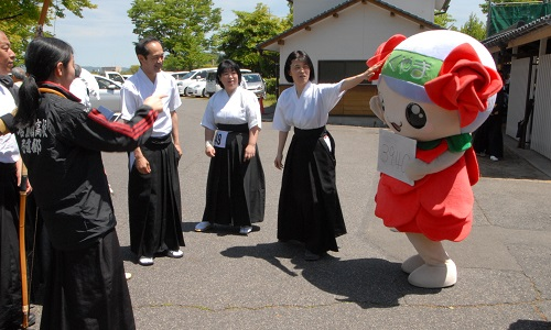第39回 ばら祭協賛 福山市近県弓道大会