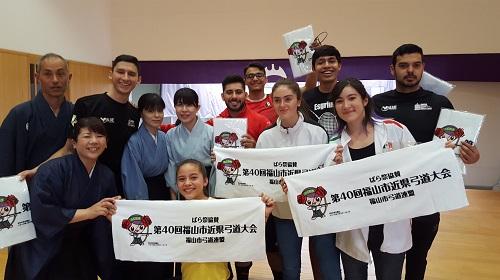 フェンシングメキシコ代表交流会