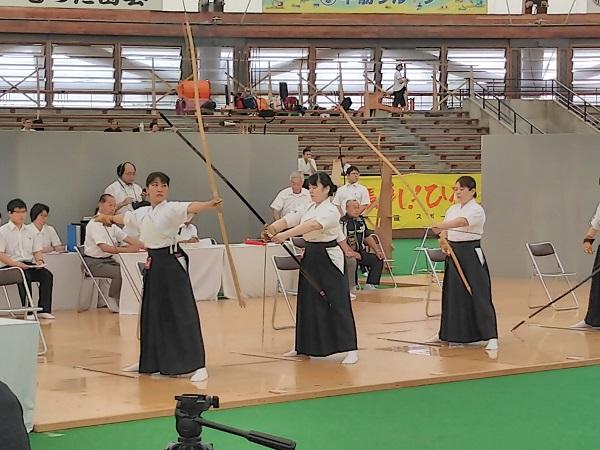 第47回 国民体育大会茨城大会の中国ブロック予選