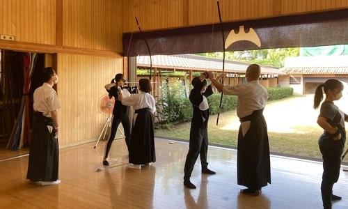 2021年弓道教室1